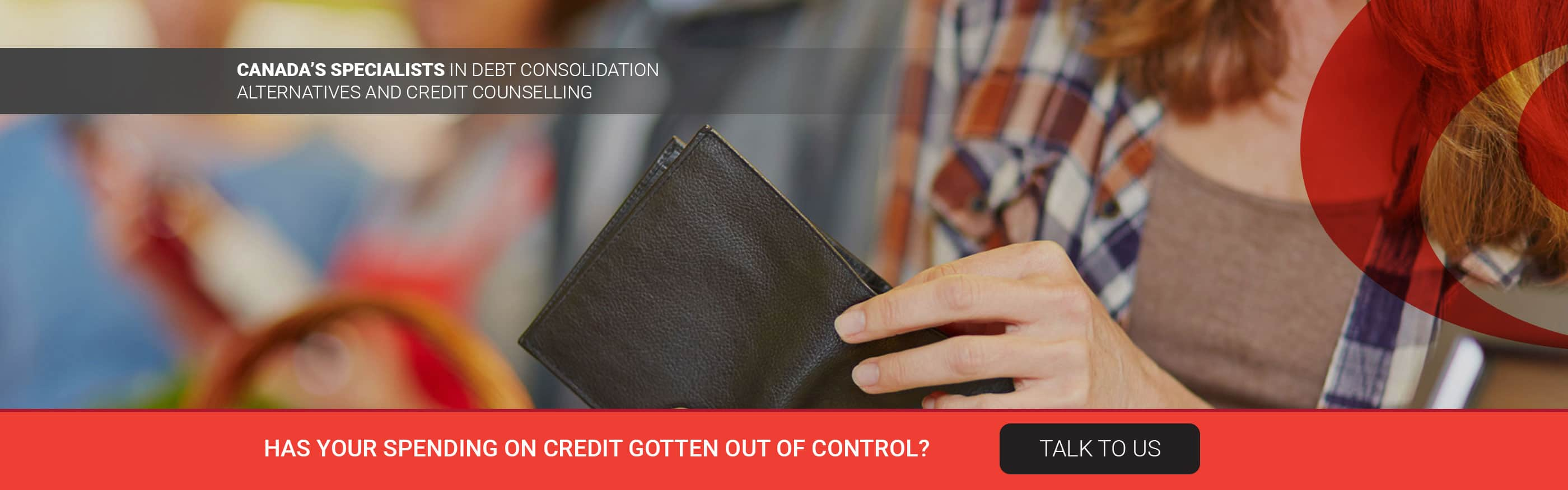 Has Your Spending On Credit Gotten Out of Control?