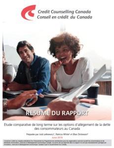 Resume Du Rapport